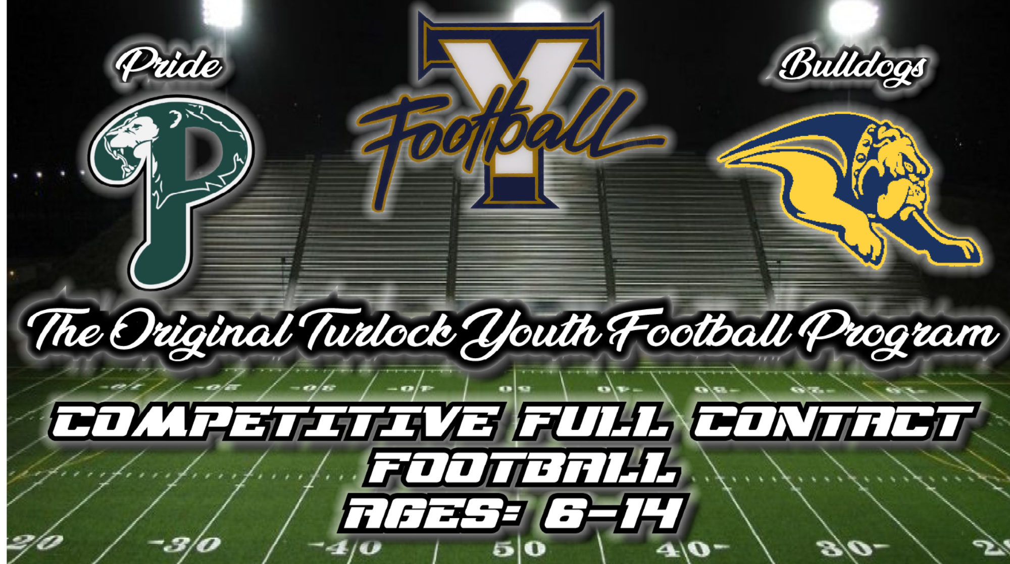Turlock Youth Fooball